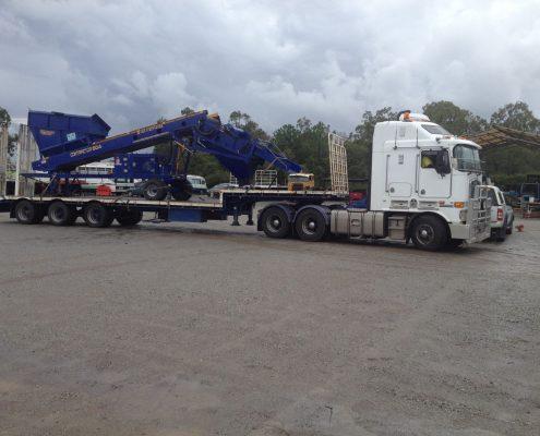 Forrest Logistics - Equipment
