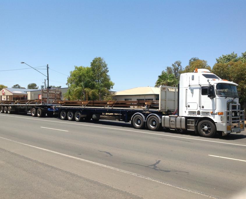 Forrest Logistics - Project management